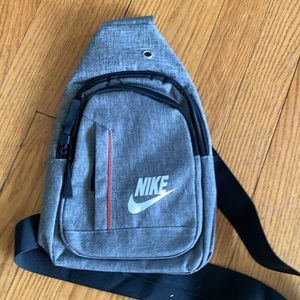 Nike one shoulder small backpack NEW